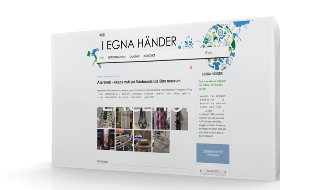 I Egna Händer